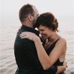 Angela Bloemsaat Loveshoot Nederland Petten strand