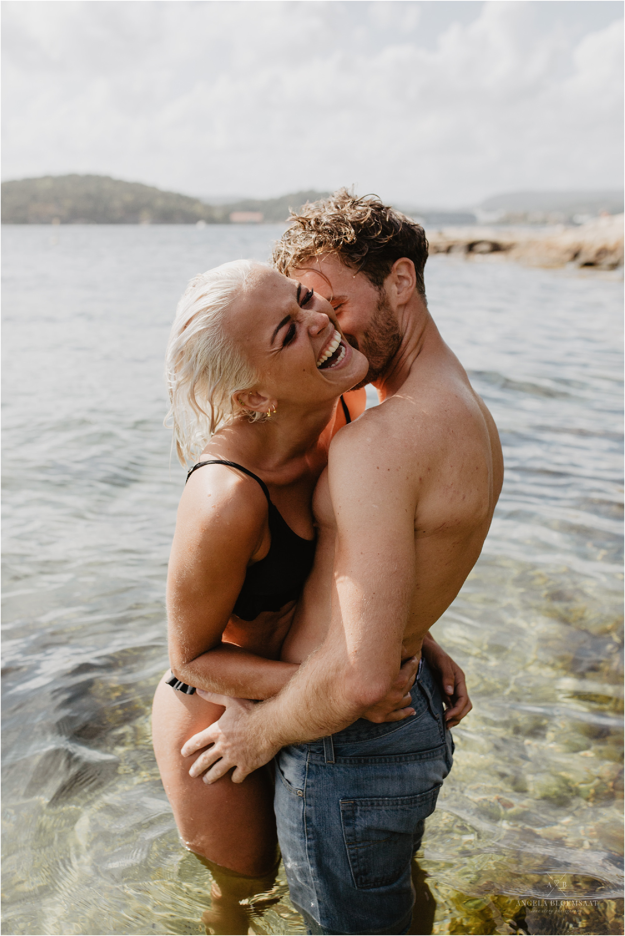 couple shoot norway - Angela Bloemsaat Love Story Photography