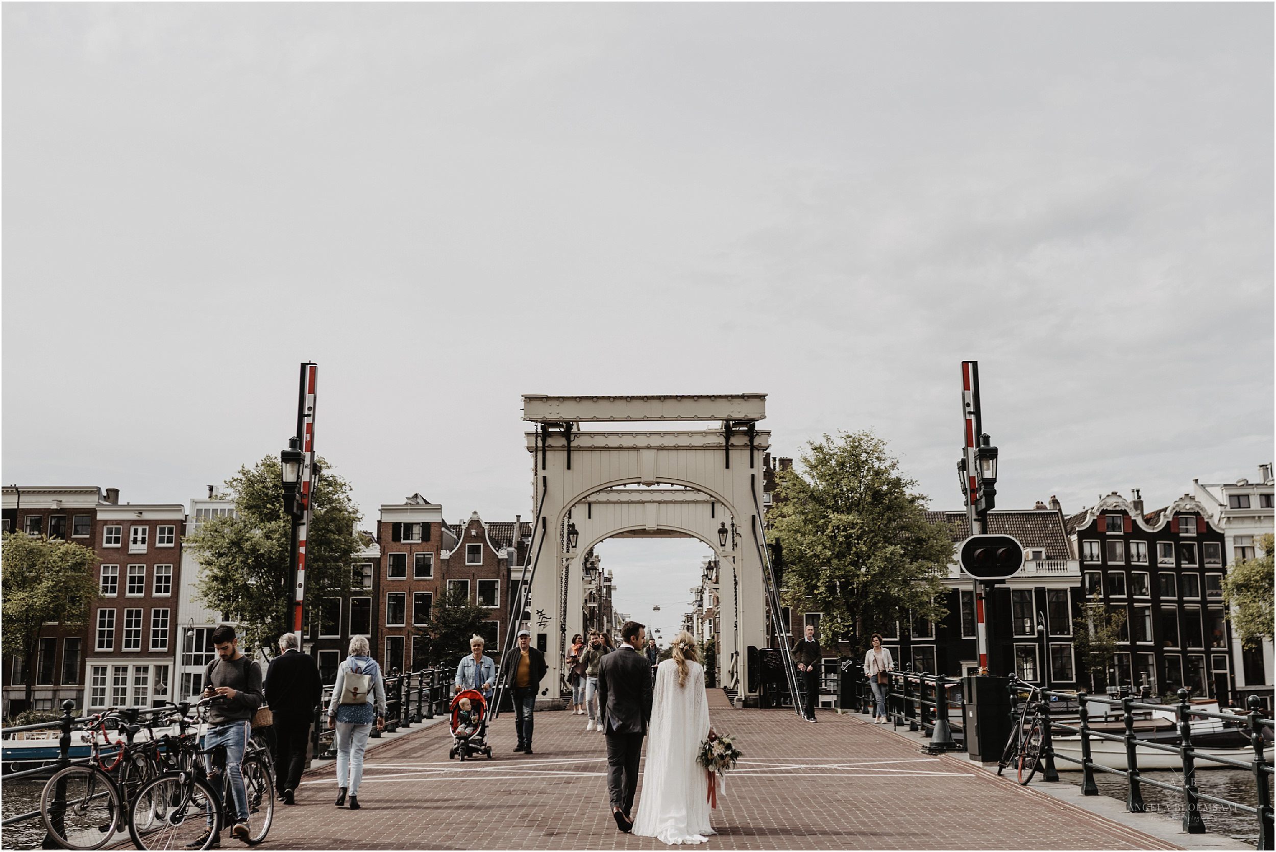 Wedding photographer Amsterdam Netherlands - bruiloft trouwen fotograaf - Angela Bloemsaat Love Story Photography