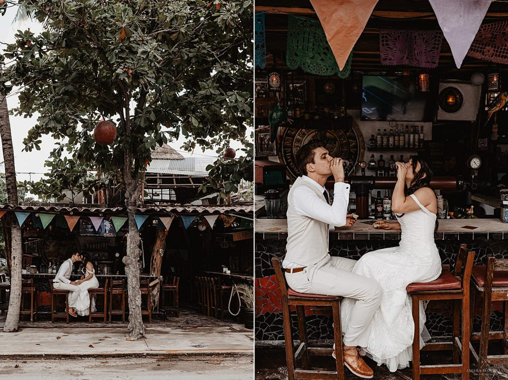 wedding photographer Mexico Tulum