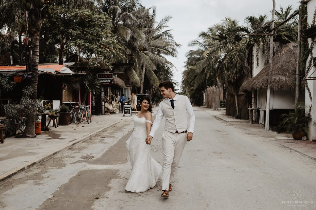 wedding photographer Tulum mexico