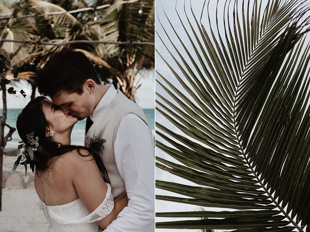 destination wedding photographer Tulum mexico