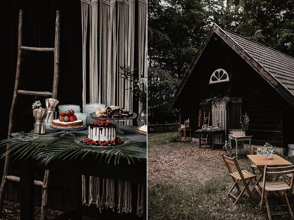 Forest wedding photographer Netherlands