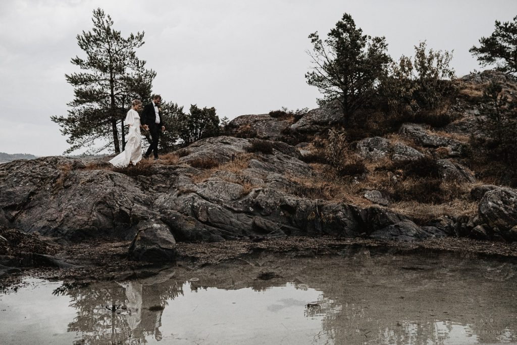 Norway wedding photographer destination - bryllupsfotograf
