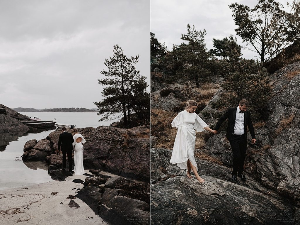 Norway europe wedding photographer destination - bryllupsfotograf