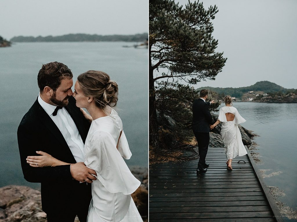 Norway wedding photographer destination - bryllupsfotograf Kristiansand